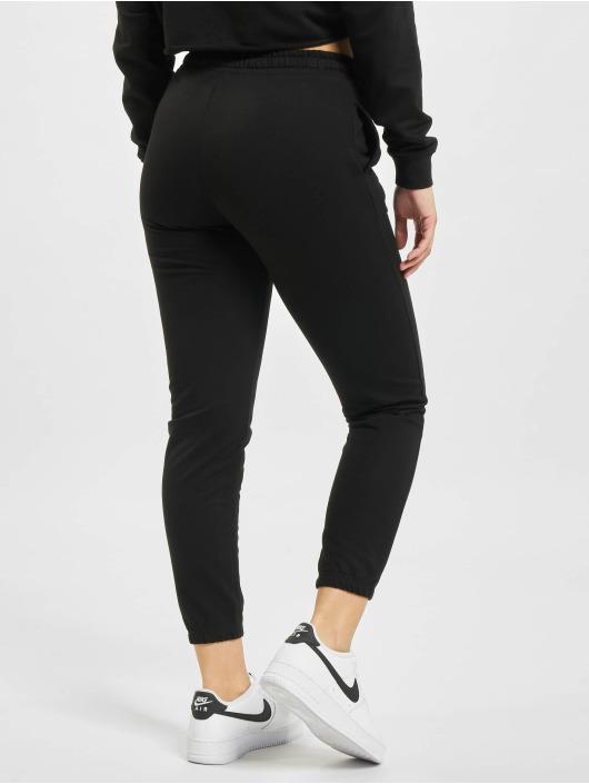 Only Spodnie do joggingu onlZoey Life Slim czarny