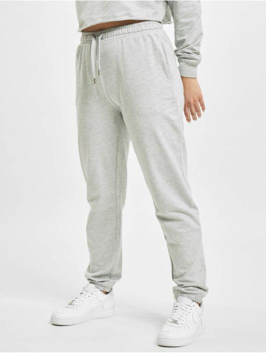 Only Spodnie do joggingu onlZoey Life Slim szary