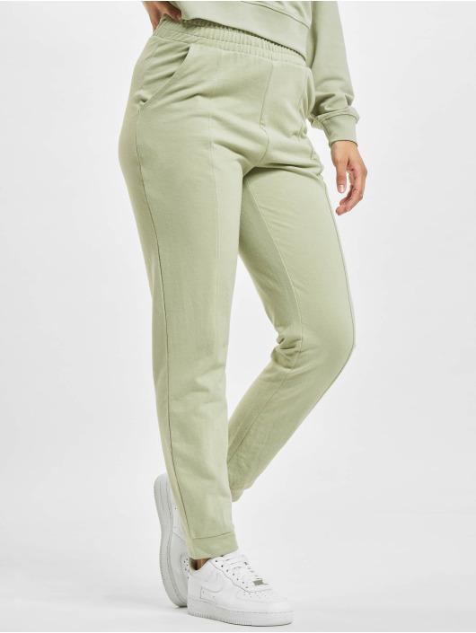 Only Spodnie do joggingu onlZoey Life zielony