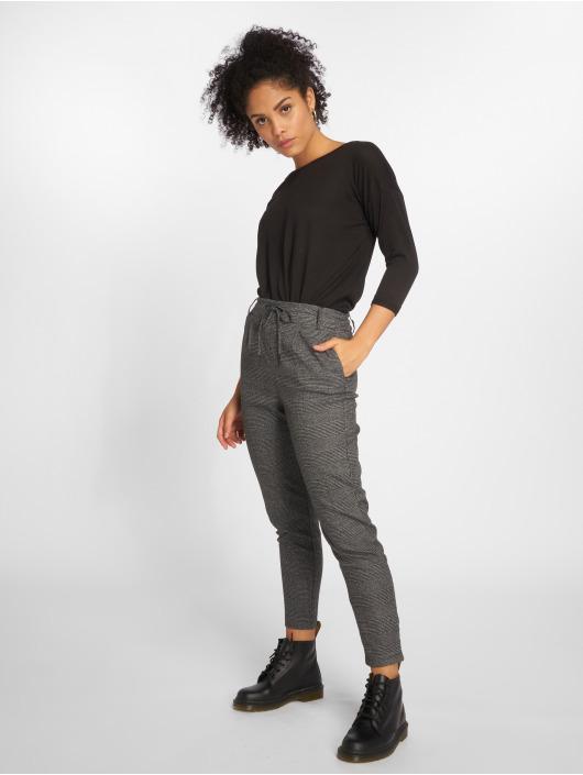 Only Spodnie wizytowe onlPoptrash Soft Check czarny