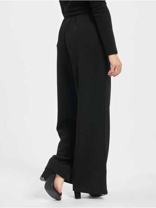 Only Spodnie wizytowe onlNew Queen Glitter czarny
