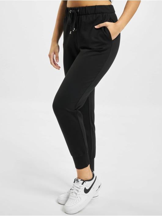 Only Spodnie wizytowe onlPoptrash Easy Relax czarny