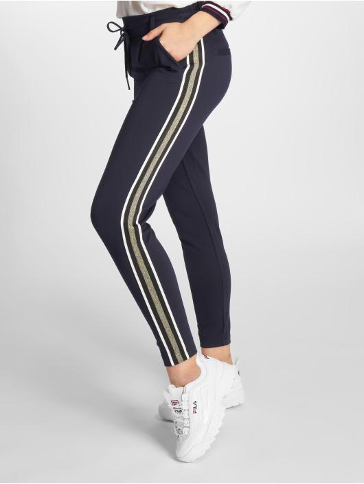 Only Spodnie wizytowe onlPoptrash Easy New Sporty niebieski