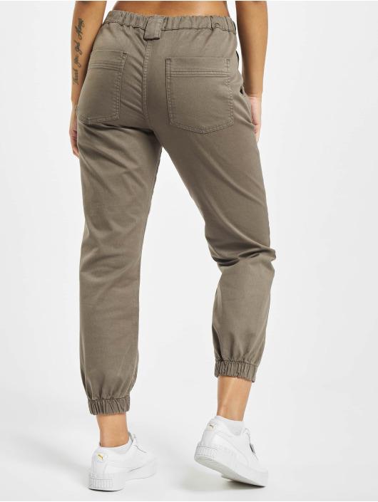 Only Spodnie wizytowe onlEsta-Joline oliwkowy