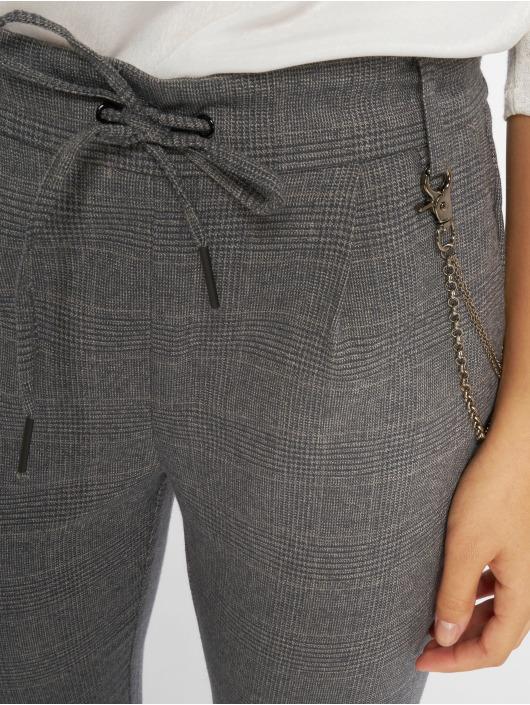 Only Spodnie wizytowe onlPoptrash Woven Urban Check szary