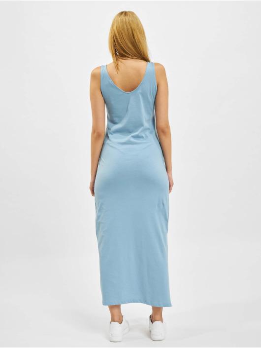 Only Sukienki onlMay Life S/L V-Neck niebieski