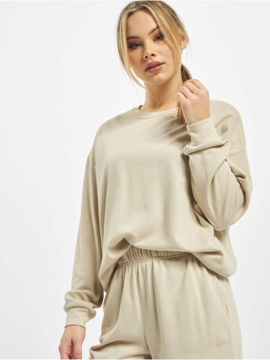 Only Sweat & Pull onlChrissy Life beige