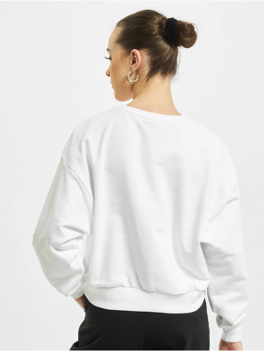 Only Sweat & Pull onlLove Life blanc