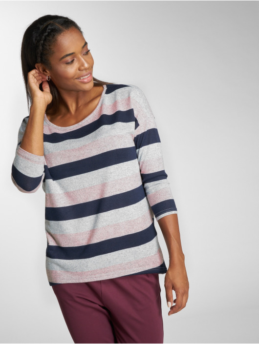 Only Sweat & Pull onlElcos Stripe gris