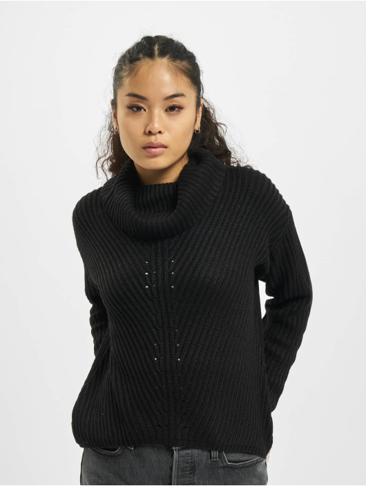 Only Sweat & Pull onlCourtney Life Rollneck noir