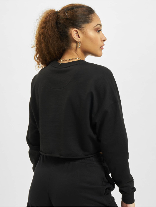 Only Sweat & Pull onlZoey Life Cropped noir