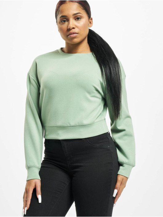 Only Sweat & Pull onlScarlett O-Neck olive