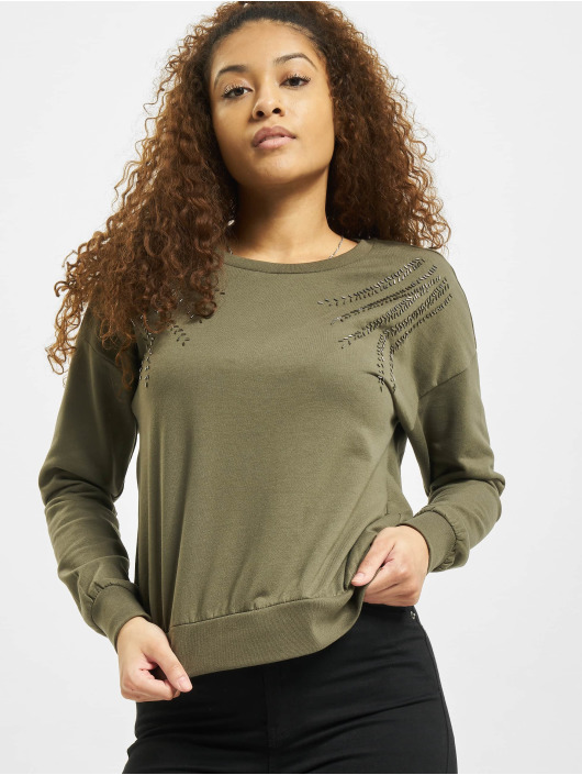 Only Sweat & Pull onlLuxi Life Leaf olive