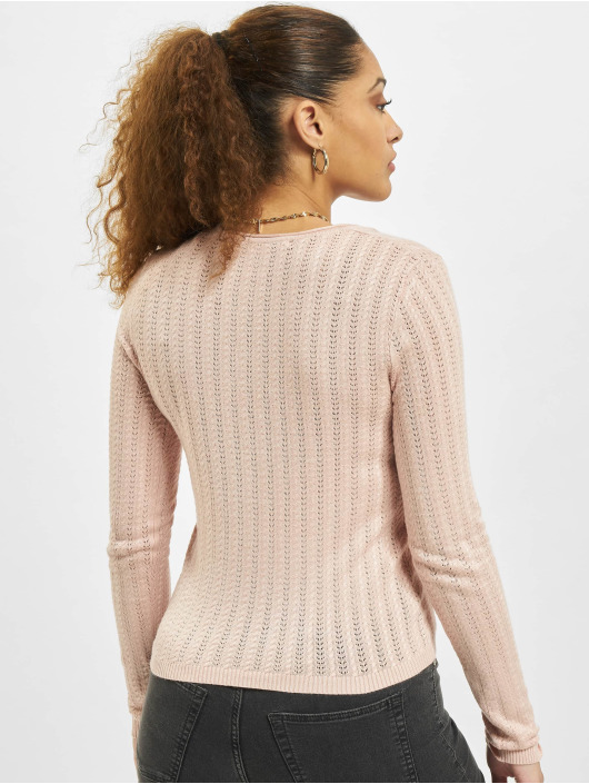 Only Sweat & Pull onlMelba Life Knit rose