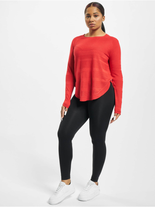 Only Sweat & Pull onlCaviar Knit rouge