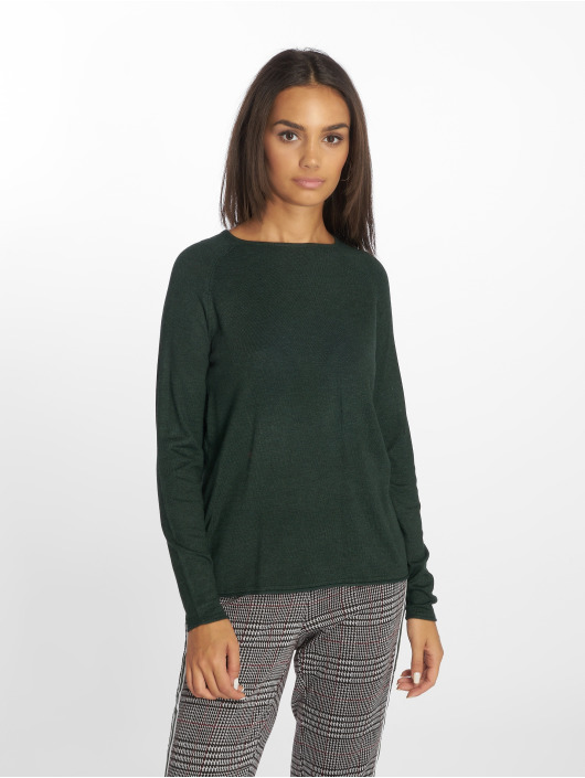 Only Sweat & Pull onlMila Lacy Knit vert