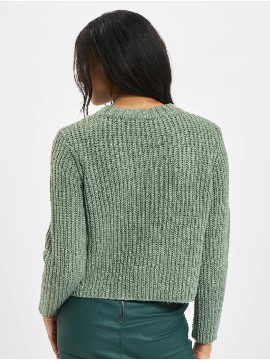 Only Sweat & Pull onlFiona Knit vert