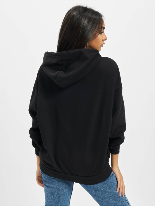 Only Sweat capuche Sonoma Life Oversized noir