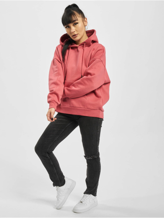 Only Sweat capuche onlMelina rose