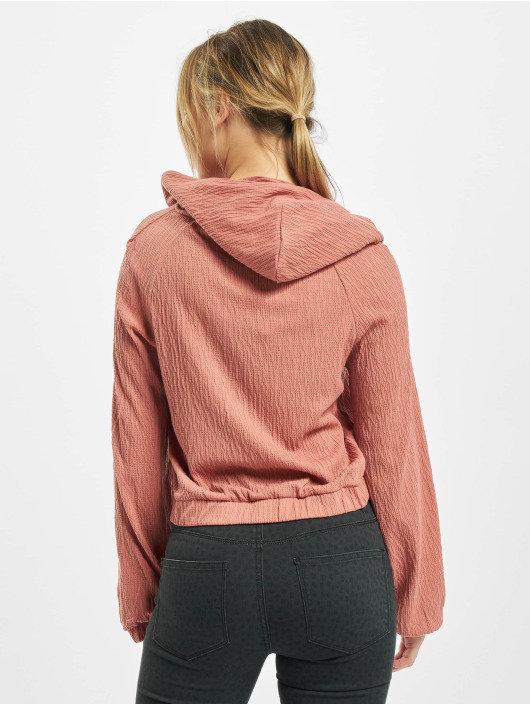 Only Sweat capuche onlIvona Structured rose