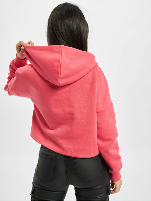 Only Sweat capuche onyFave Life rouge