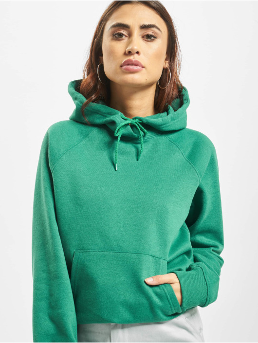 Only Sweat capuche onlAwesome vert