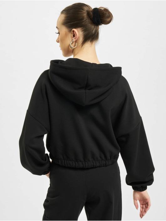 Only Sweat capuche zippé onlScarlett noir