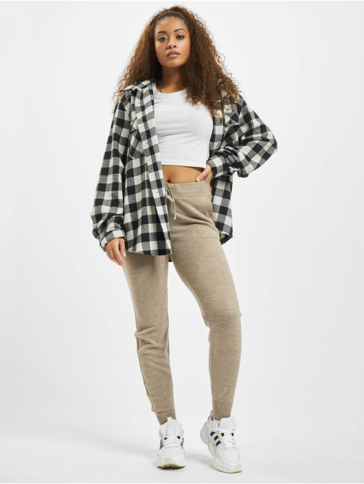 Only Sweat Pant onlAubree brown