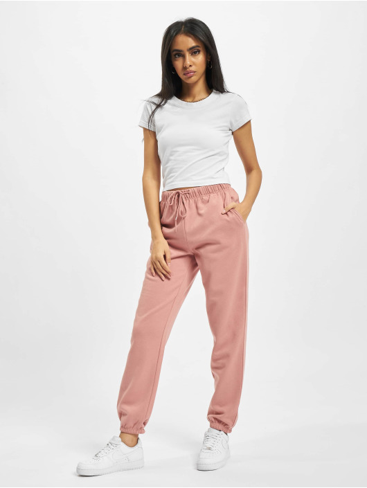 Only Sweat Pant Onlcomfy Life rose