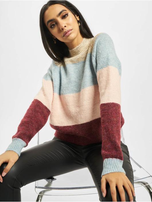 Only Swetry onlAltina Knit brazowy