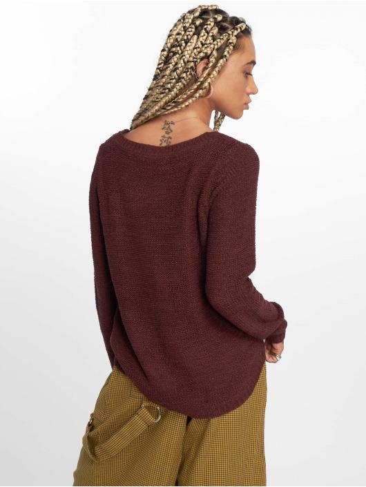 Only Swetry onlGeena Xo czerwony