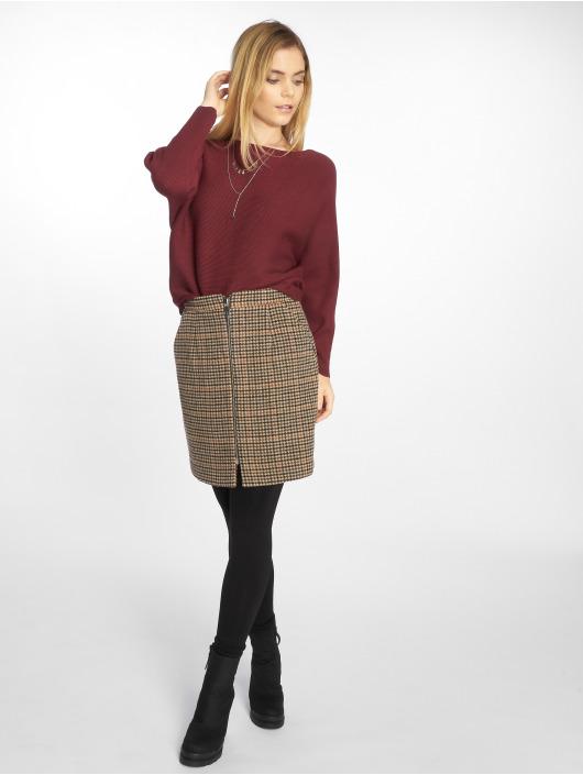Only Swetry onlVita 7/8 czerwony