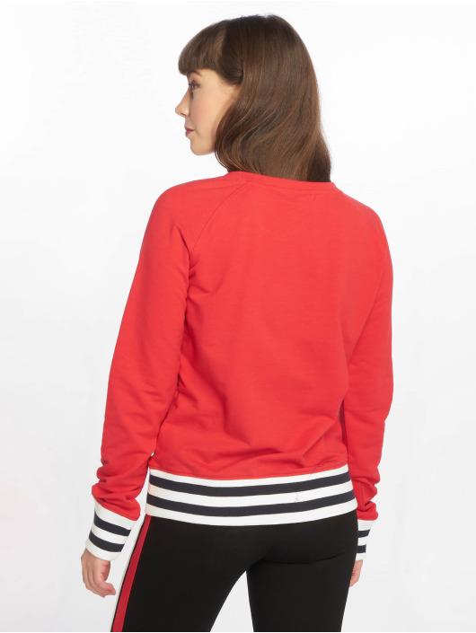 Only Swetry onlSoffy czerwony