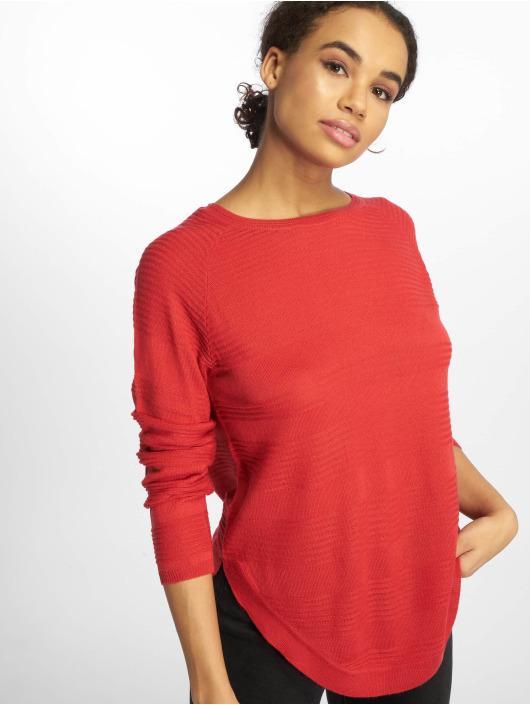 Only Swetry onlCaviar Noos Knit czerwony