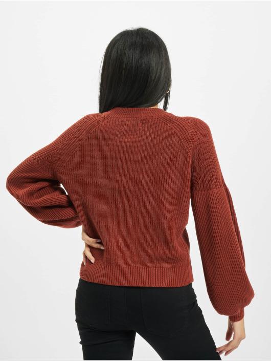 Only Swetry onlLaysla Life czerwony