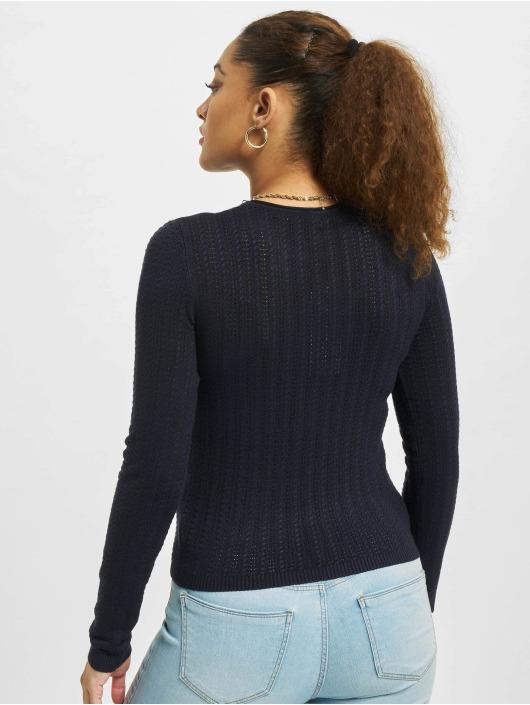Only Swetry onlMelba Life Knit niebieski