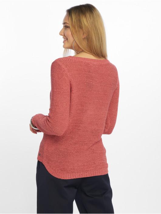 Only Swetry onlGeena Xo Knit rózowy