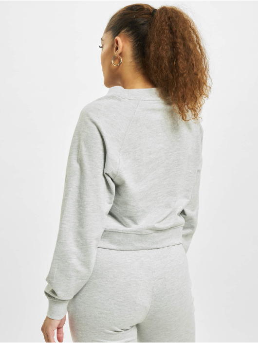 Only Swetry onlZoey Life Raglan szary