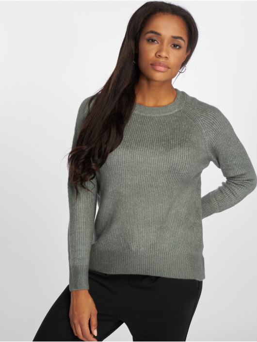 Only Swetry onlOrleans Knit zielony