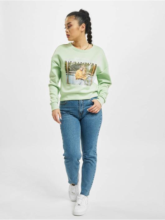 Only Swetry onlZiggy Box zielony