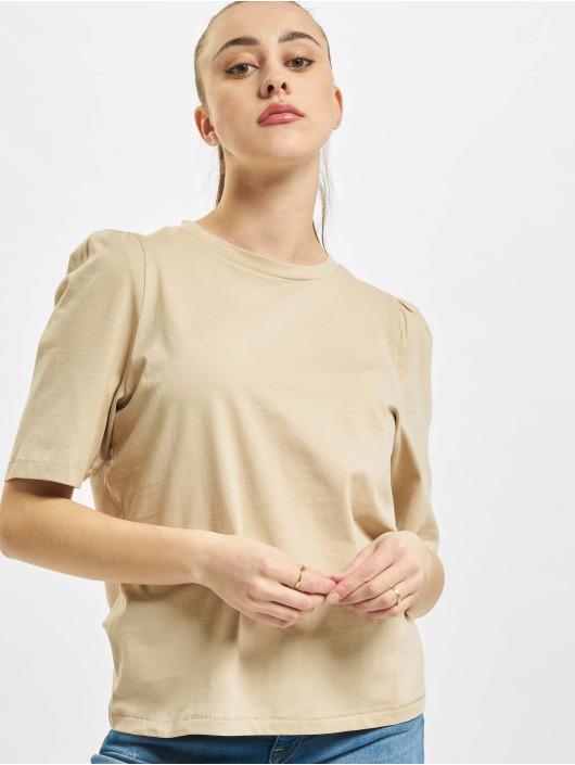 Only T-paidat onlNora Pastel Life Vol Denim ruskea