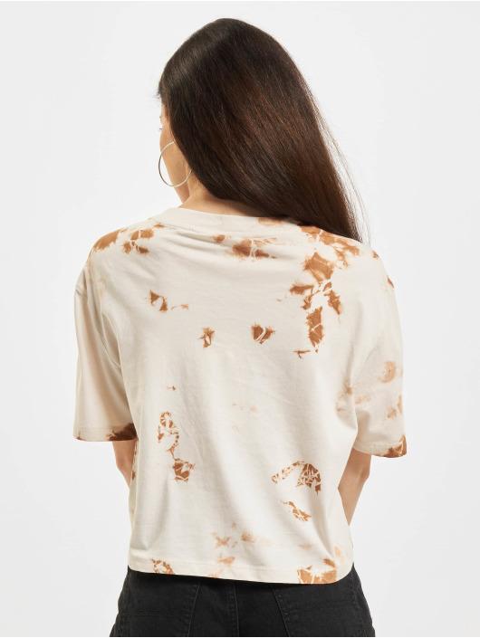 Only T-Shirt Onlfine Life JRS Short beige