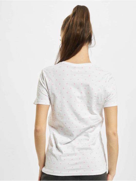 Only T-shirt onlKita Life Reg Badges Box bianco
