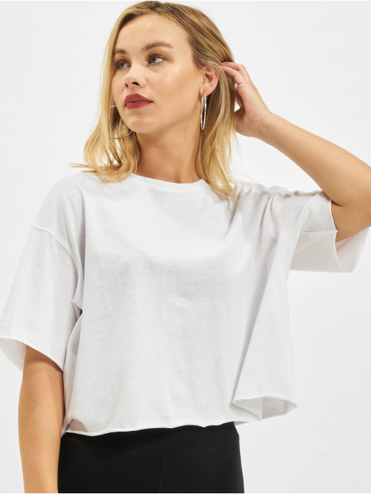 Only T-shirt Onlearth Life JRS bianco
