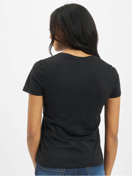 Only T-Shirt onlSadie Regular Photo black