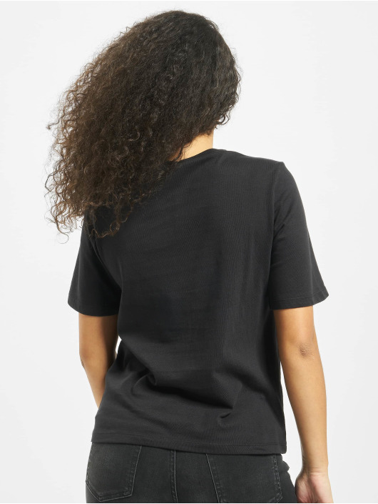 Only T-Shirt onlMary Boxy black
