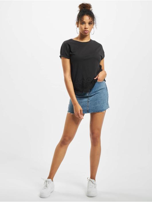 Only T-Shirt onlCosma Life Jersey black