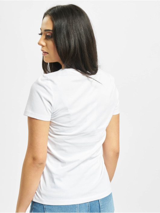 Only T-Shirt onlarina Food blanc