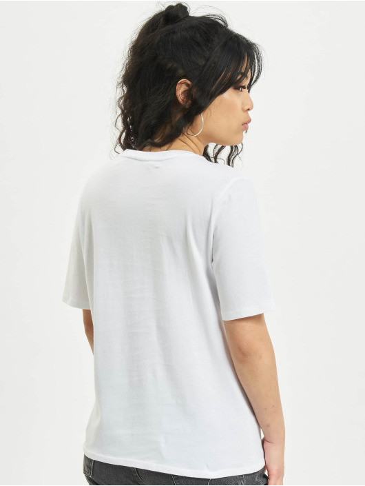 Only T-Shirt onlOnly Life blanc