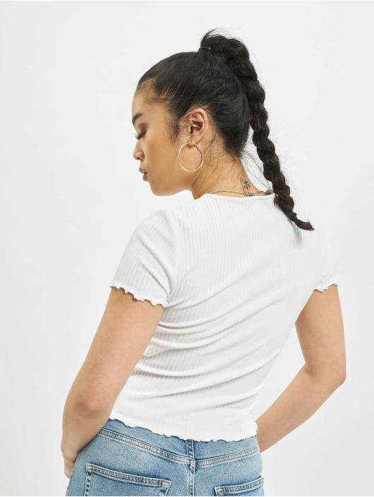 Only T-Shirt onlEmma Short Noos blanc